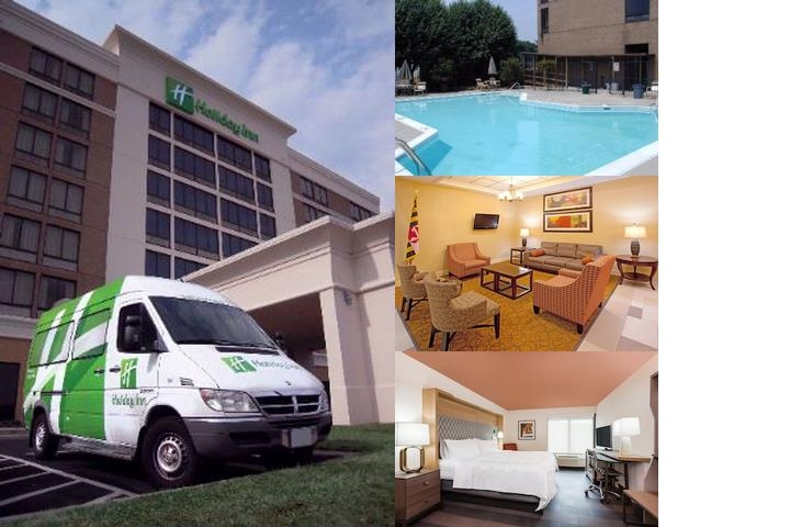 Holiday Inn Timonium photo collage