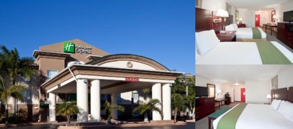 Holiday Inn Express & Suites Florida City photo collage