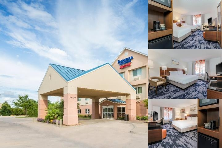 Fairfield Inn & Suites Houston Westchase photo collage