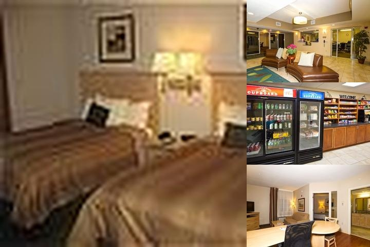 Candlewood Suites photo collage