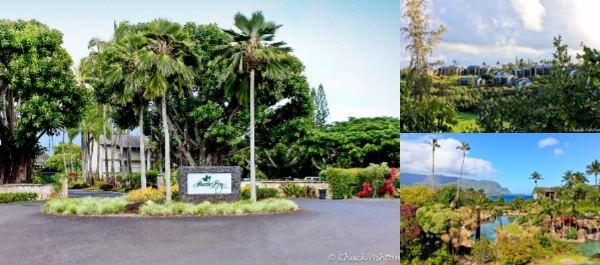 Hanalei Bay Resort photo collage