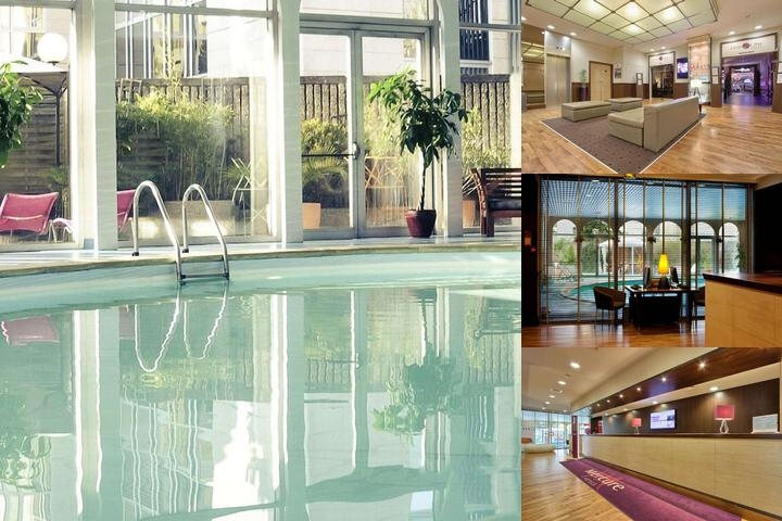 Mercure Paris Velizy photo collage