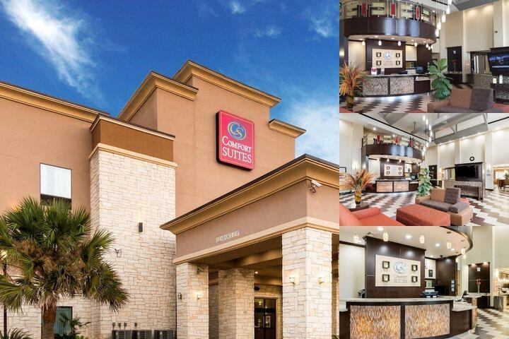 Comfort Suites Jewett photo collage
