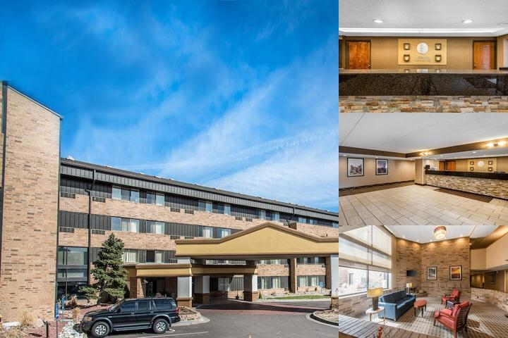Comfort Inn & Suites Stapleton photo collage