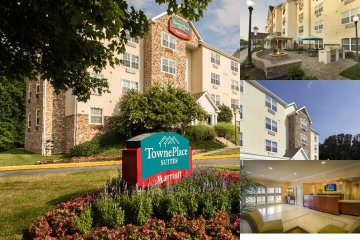 Towneplace Suites Baltimore / BWI Airport photo collage