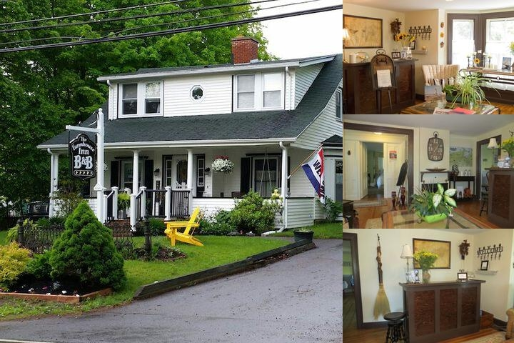 Farmhouse Inn B & B photo collage