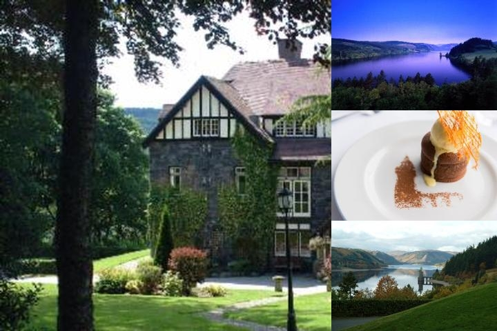 Lake Vyrnwy Hotel & Spa photo collage