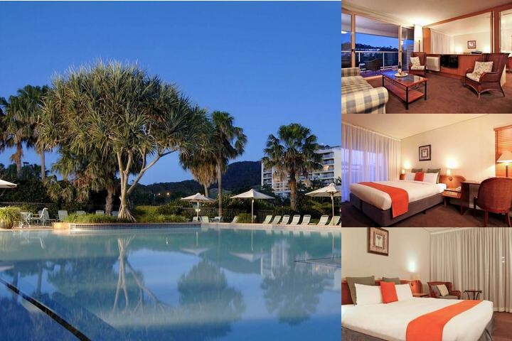 Novotel Coffs Harbour Pacific Bay Resort photo collage
