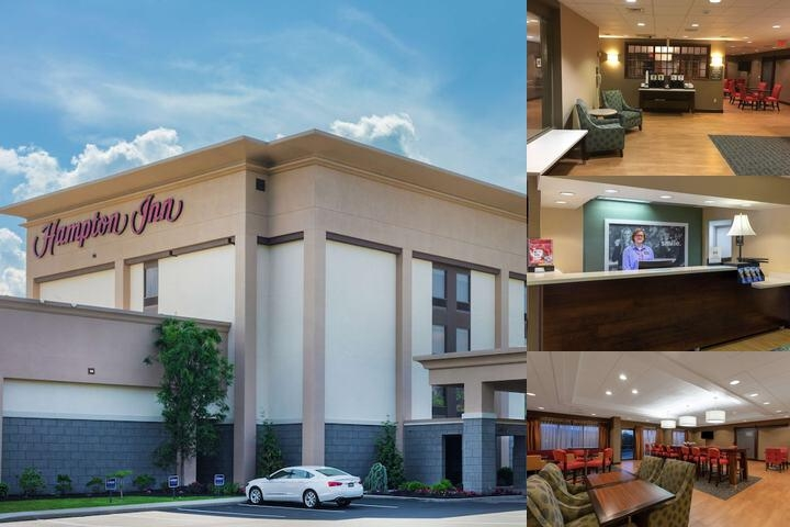 Hampton Inn Bedford photo collage