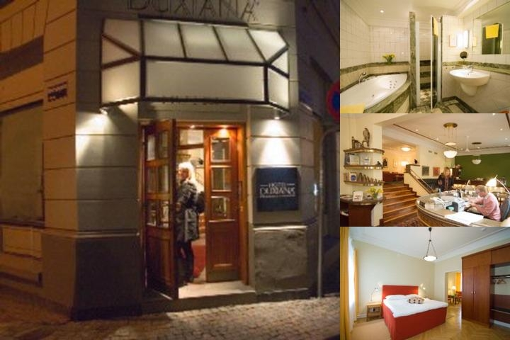 Hotel Duxiana photo collage