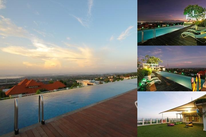Maxonehotels at Bukit Jimbaran photo collage