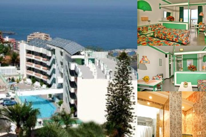 Apartahotel Bellavista Mirador photo collage