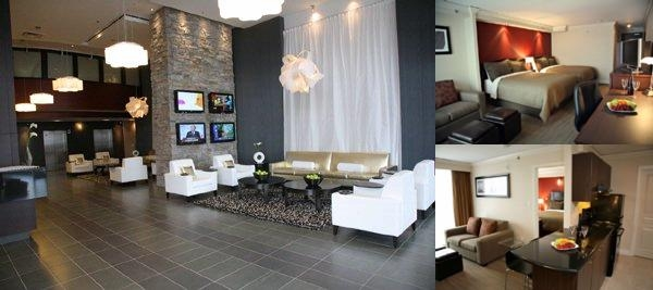 Sandman Signature Hotel Toronto Airport photo collage