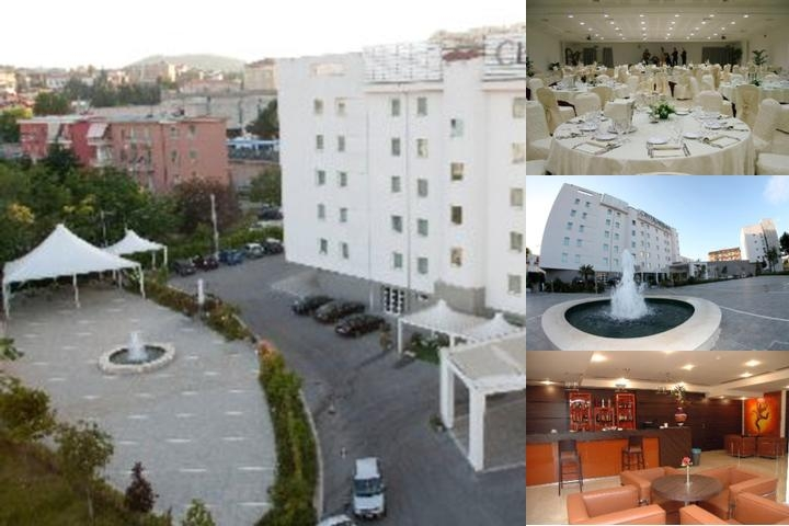 Centrum Palace Hotel photo collage