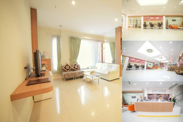 Lane Xang Princess Hotel photo collage