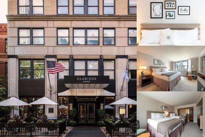 Image result for claridge house chicago