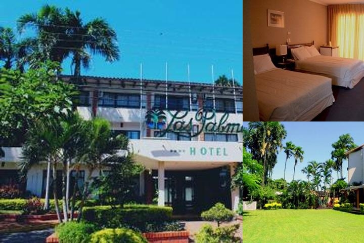 Hotel Las Palmas photo collage