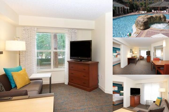 Marriott Residence Inn Lake Buena Vista photo collage