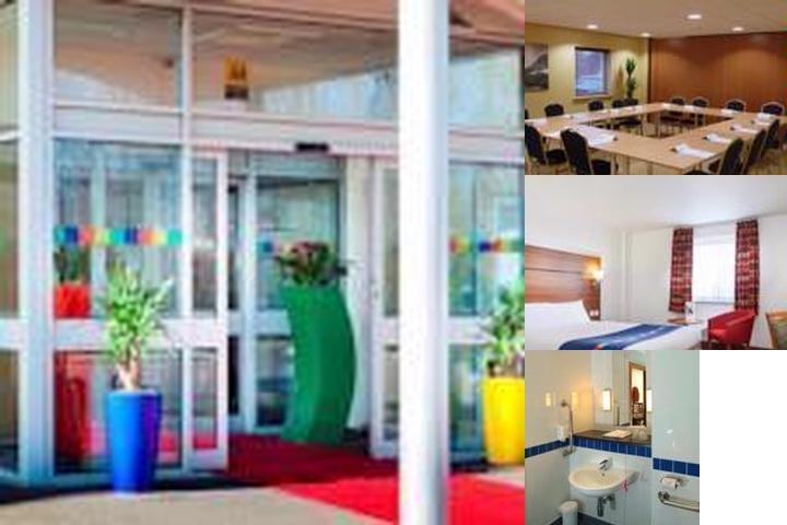 Park Inn by Raddison Doncaster photo collage