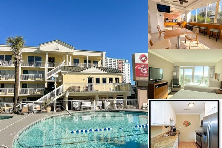 Best Western Plus Grand Strand Inn & Suites photo collage