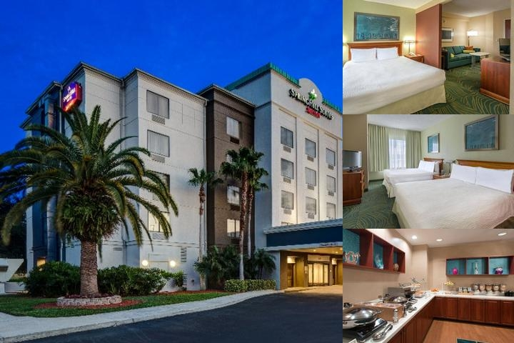 Springhill Suites by Marriott Sanford photo collage