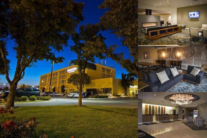 Doubletree by Hilton Wichita Airport photo collage