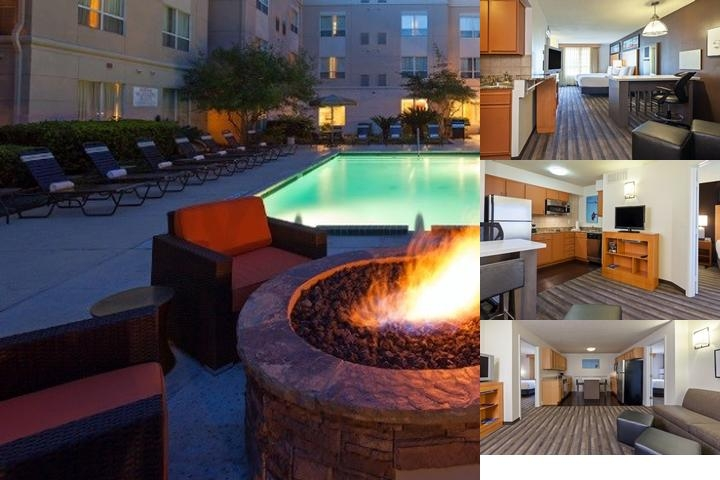 Hyatt House Houston Galleria photo collage