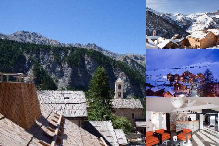 Hotel & Spa L'alta Peyra photo collage