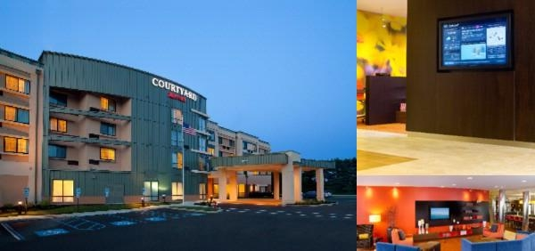 Courtyard by Marriott Westampton photo collage