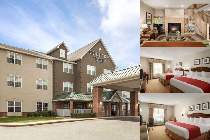 Country Inn & Suites Louisville South photo collage