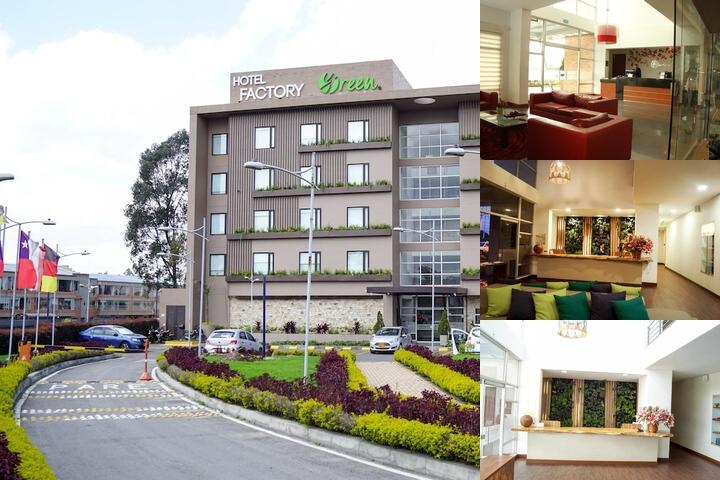 Hotel Factory Inn photo collage