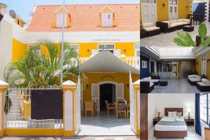 Academy Hotel Curacao photo collage