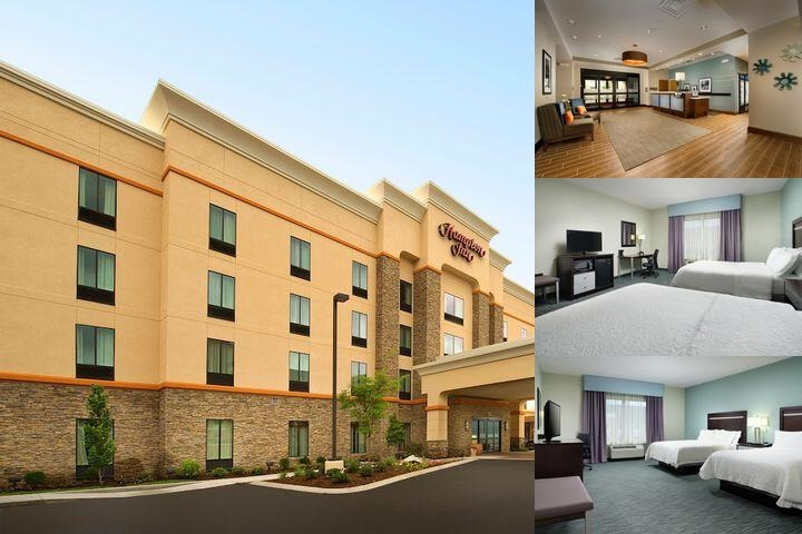 Hampton Inn Chattanooga West Lookout Mountain photo collage
