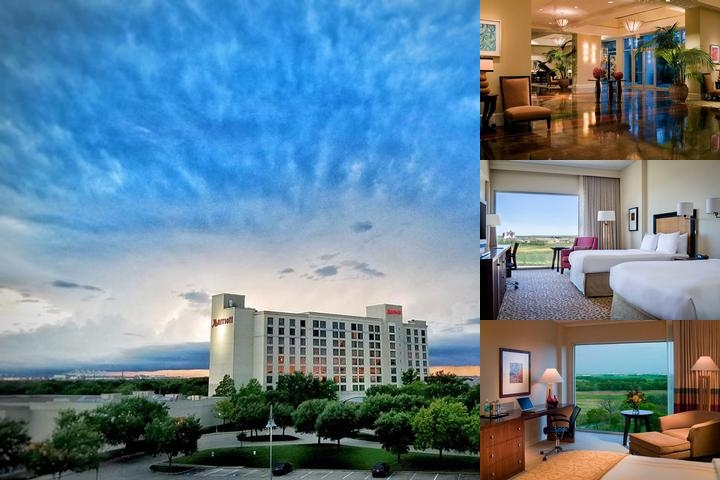 Dfw Marriott Hotel & Golf Club photo collage