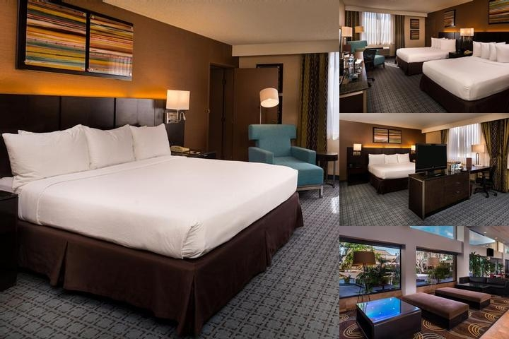 Radisson Hotel Whittier photo collage