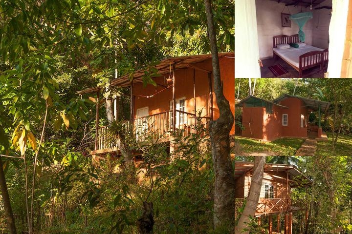 Polwaththa Eco Lodges photo collage