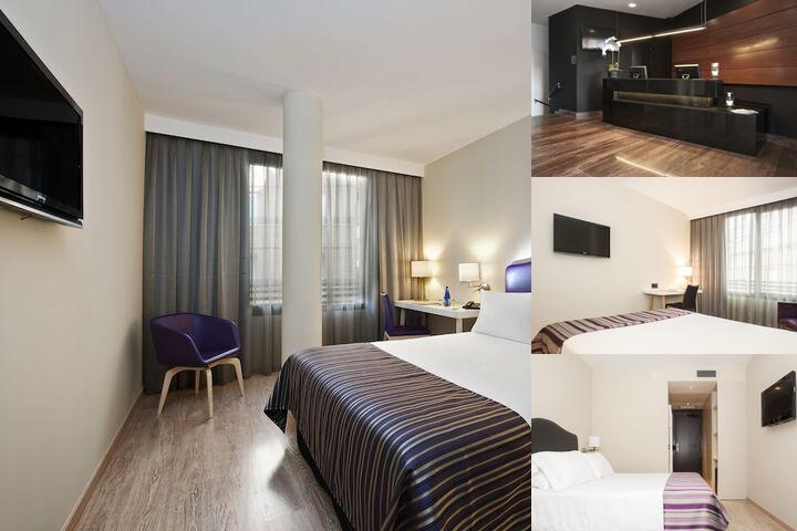 Hotel Exe Moncloa photo collage