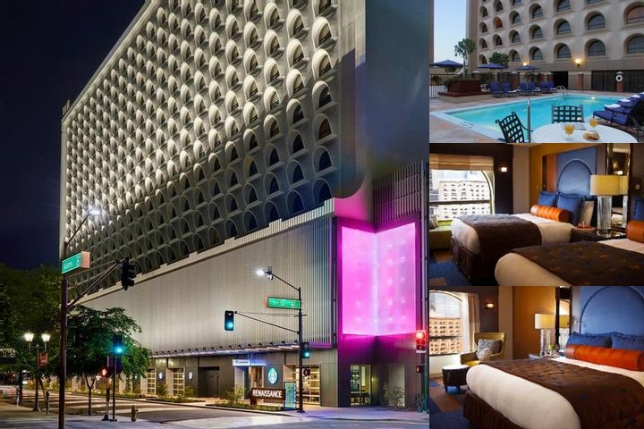 Renaissance Phoenix Downtown Hotel photo collage
