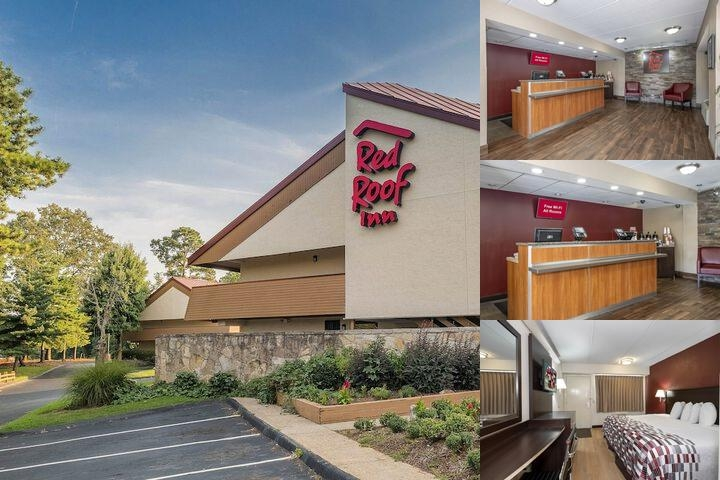 Red Roof Inn Atlanta Smyrna photo collage