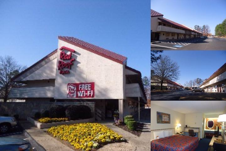 Red Roof Inn Atlanta Smyrna Photo Collage