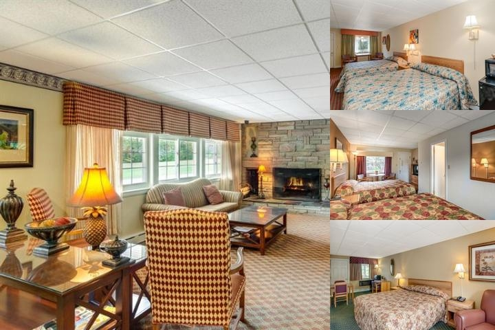 Anchorage Inn photo collage