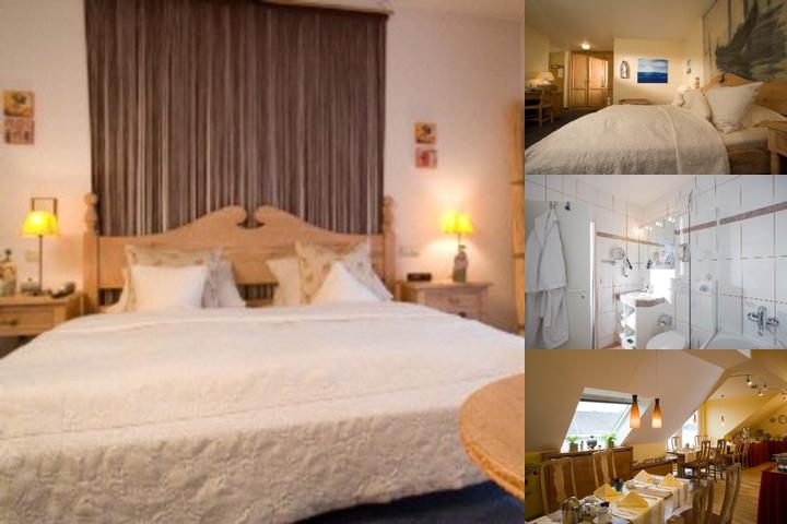 Hotel Lessing photo collage
