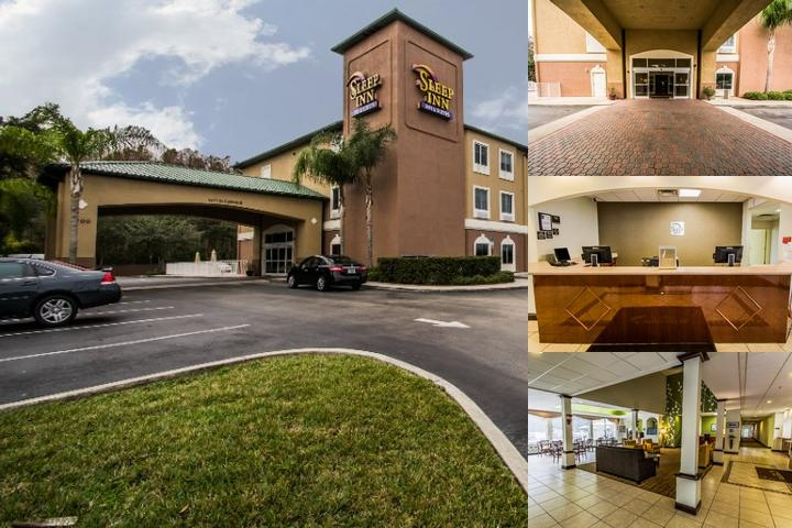 Sleep Inn & Suites Airport photo collage