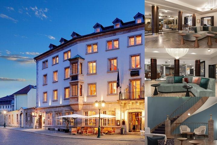 Hotel Elephant Weimar photo collage