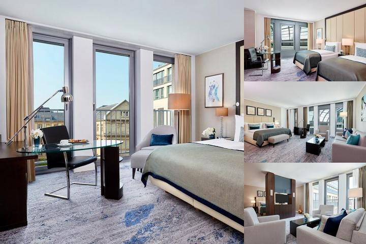Intercontinental Duesseldorf photo collage