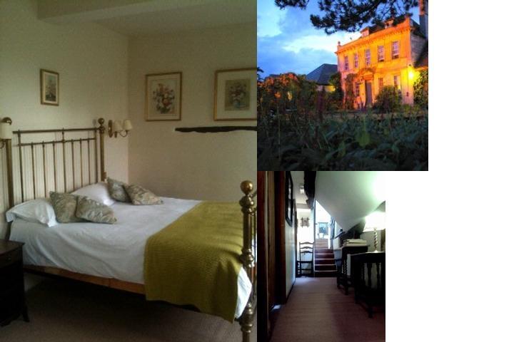 Old Manor Hotel photo collage