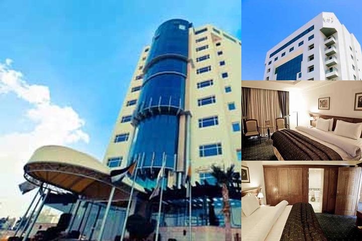 Bristol Hotel photo collage