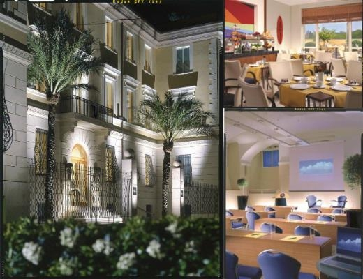 Hotel Capo D'africa photo collage