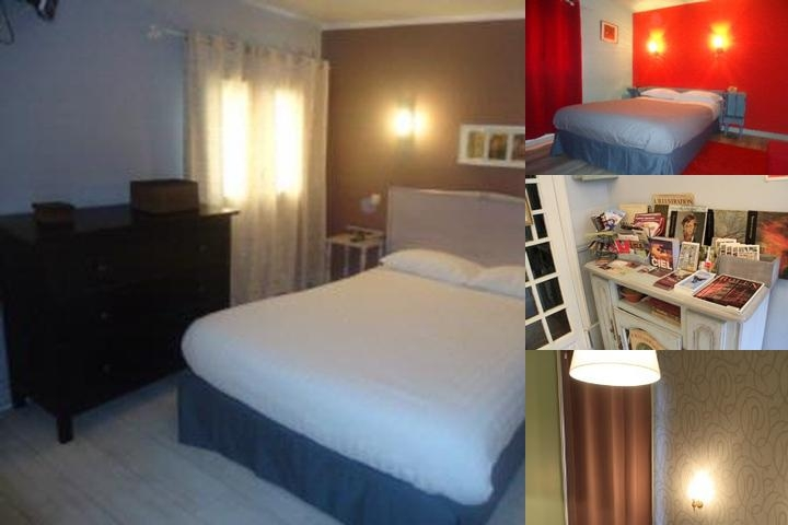 Hotel Sisley photo collage