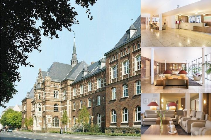 Hotel Collegium Leoninum photo collage